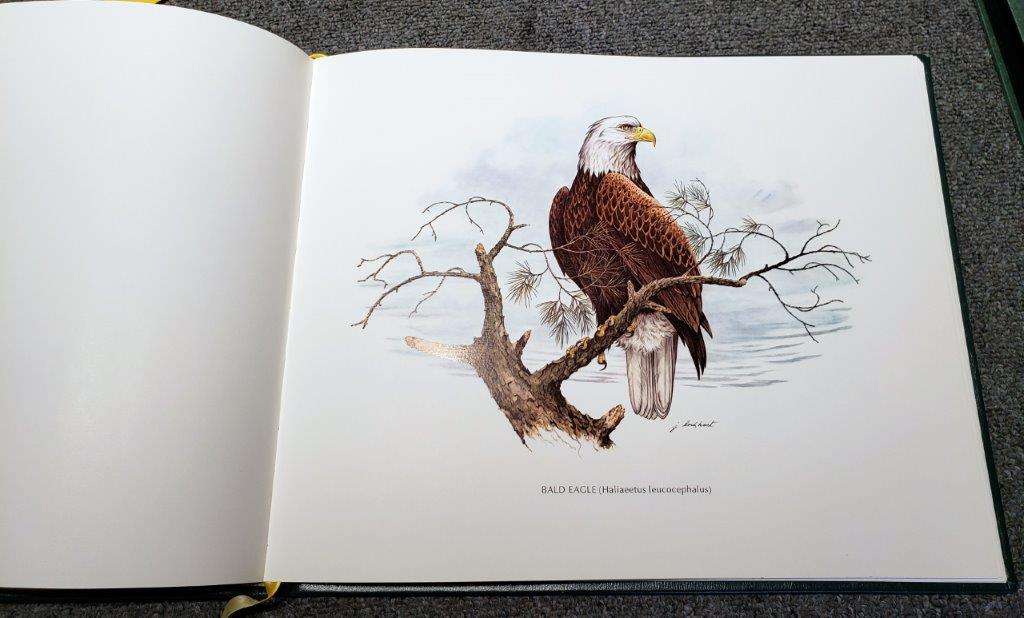 Wild America portrayed by James Lockhart (Collectors Edition) 353/500